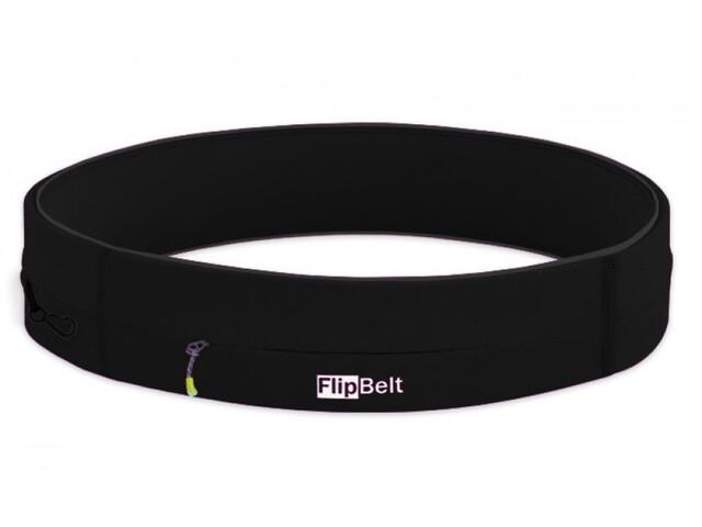 FlipBelt Classic Fitness Gürtel black